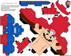 Super Mario Cubecraft