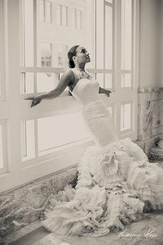 Jordan's gorg bridal session in her Vera Wang Lark dress. Amazing! www.shannonsklossweddings.com - Shannon Skloss Photography - Dallas & Destination Wedding Photographer