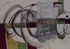 Clare Murray Adams: Anatomy of Lline no. 4