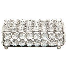 Porta joia - brilhos caixa decorativa - Tok