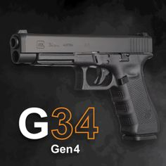 The GLOCK 34 was created to develop the greatest accuracy for target shooting. It features an extended barrel, greater slide dimensions, and unmatched reliability in a 9x19mm pistol. This highly accurate pistol has found widespread use as a competitive pistol for USPSA, IDPA, IPSC, GSSF and other sport shooting organizations.