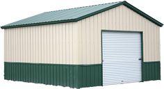 Metal Garage Buildings | All Steel NW | 360-277-0200