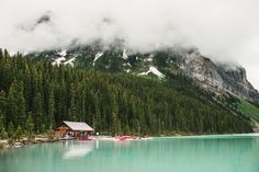 By far one of my favorite hikes ever. From Lake Louise (stunning lake) to Lake Agnes (stunning...