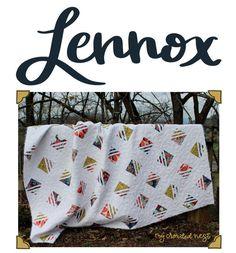 Lennox Quilt Pattern | Craftsy