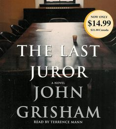 The Last Juror by John Grisham (2006, CD, Abridged)  $9.99