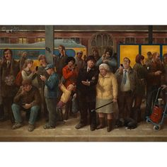 Ladies and Gentlemen ( the opening sentence of the announcers about quite often delays) by Marius van Dokkum
