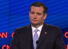 Ted Cruz Blames Obama For Violence At Trump Rallies During CNN Debate. Republicans have blamed President Obama for all of their bad behavior for the past seven years, so it isn't a surprise that they would blame this president for the violence that their obstruction, hateful rhetoric, and disrespect of this president inspired.