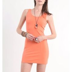 Nollie Womens X Back Body Con Dress $24.50