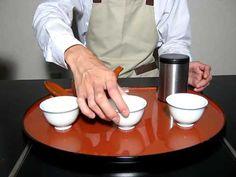 How to make green tea(Sencha) source . How To Make Greens, Tea, Electronics, Tableware, Green, Dinnerware, Tablewares, Dishes, Place Settings