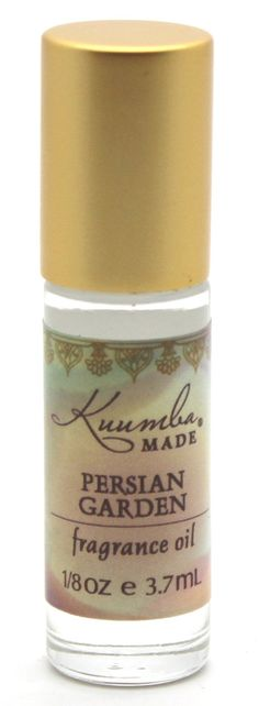 Kuumba Made Persian Garden Fragrance Oil Ounce (packaging may vary) Best Perfume, Perfume Oils, Kuumba Made, Persian Garden, Art Nouveau Design, Fragrance Oil, Beauty Care, Deodorant, Pique