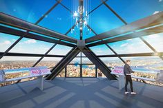 Philadelphia's One Liberty Observation Deck Sets Grand Opening Date For Saturday, November 28 | Uwishunu - Philadelphia Blog About Things to Do, Events, Restaurants, Food, Nightlife and More