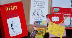 Slide 8 - Diary of a Wimpy Kid Party Favors