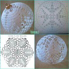Crochet Christmas Decorations, Crochet Decoration, Crochet Ornaments, Christmas Crochet Patterns, Holiday Crochet, Crochet Snowflakes, Christmas Baubles, Christmas Cross, Handmade Christmas