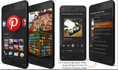 First impression with Amazon Fire Phone
