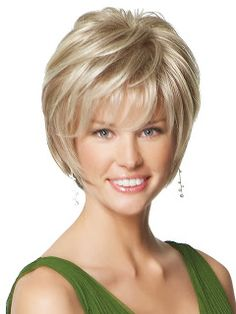 Best Short Hair Cuts | Short Cut Wigs