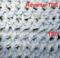 How to Work the Tunisian Bump Stitch. ☀CQ #crochet #knitting #charts #tapestry- Crochet Me