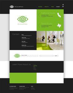 PicturePlane  #website #design #creative