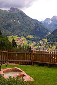 Moena, Italy - stay here in Dolomites?