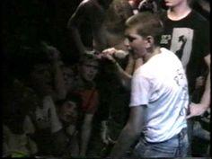 Agnostic Front introduce Madball at CBGB, 1988 - YouTube