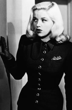 Diana Dors in Is Your Honeymoon Really Necessary, 1953