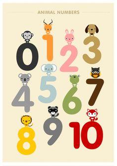 #igorkids #graphic #illustration #numbers
