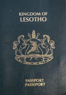 Passport of Lesotho. Beijing Subway, Passport Online, Divorce Papers, Certificates Online, Marriage Certificate, Visa, Passport Cover, Ielts, Travel Information
