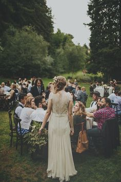 "Wedding Dress: Jenny Packham ""Aspen"""