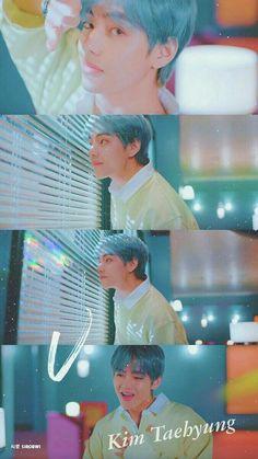 Taehyung is our lil . Bts Taehyung, Bts Bangtan Boy, Taehyung Photoshoot, Bts Wallpapers, Bts Backgrounds, Foto Bts, Foto Rap Monster Bts, Bts Kim, Bts Lyric