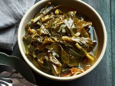 Stewed Collard Greens