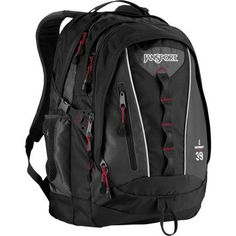 JanSport Odyssey Backpack - 2350cu in - If you're hitting the books hard, give yourself a break and hit the trail with the JanSport Odyssey Backpack strapped to your back. With multiple pockets and loops to hold all your gear, the rugged Od... - Casual Daypacks - Sporting Goods -