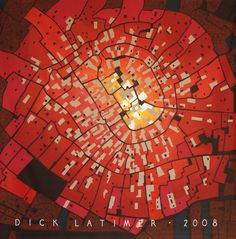 You can see Dick Latimer architectural roots in his Art | Paintings | Sculptures | Drawings...