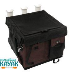 NuCanoe Fishing Crate Pak #KayakAccessories #boataccessoriestips