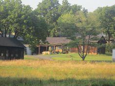 James Madison's Plantation  Montpelier, VA