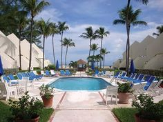 Who's ready to relax by the pool?  --Westwind II Club, Nassau, Bahamas