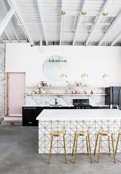 light lab kitchen by sarah sherman samuel