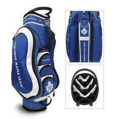 83b64ad61d1 Team Golf Toronto Maple Leafs Medalist 14-Way Golf Cart Bag - Golf Equipment