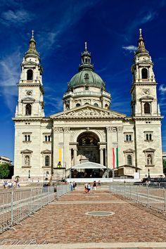 St.Stephen's Basilica, Budapest, Hungary