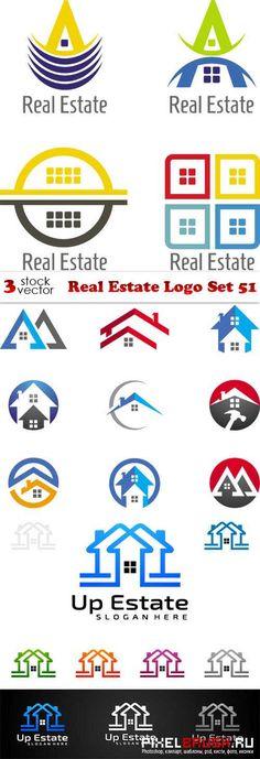 Vectors - Real Estate Logo Set 51
