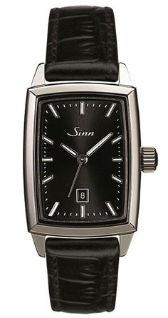 @sinnfrankfurt Watch 243 Ti S Ladies Alligator #bezel-fixed #bracelet-strap-alligator #case-depth-9mm #case-width-28mm #clasp-type-hidden-folding-clasp #date-yes #delivery-timescale-2-4-weeks #dial-colour-black #gender-ladies #limited-code #luxury #official-stockist-for-sinn-watches #packaging-sinn-watch-packaging #shipping-sinn-is-shipped-in-the-uk-only #style-dress #subcat-ladies-watches #supplier-model-no-243-010-alligator #warranty-sinn-official-2-year-guarantee #water-resistant-100m