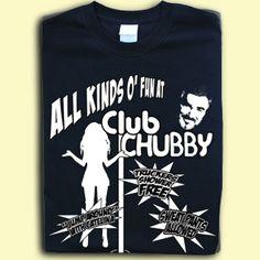 my name is earl tshirts | My Name Is Earl inspired Club Chubby T-shirt