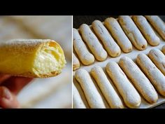 ЭКЛЕРЫ | Самые Вкусные ПИРОЖНЫЕ с Заварным Кремом - YouTube French Pastries, Eclairs, Party Desserts, Special Recipes, Relleno, Cake Cookies, Cake Recipes, Sweet Treats, Cheesecake