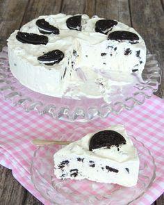 Oreo-glasstårta med 4 ingredienser | Tidningen Hembakat