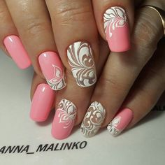 Hey there lovers of nail art! In this post we are going to share with you some Magnificent Nail Art Designs that are going to catch your eye and that you will want to copy for sure. Nail art is gaining more… Read more › Beautiful Nail Art, Gorgeous Nails, Pretty Nails, Spring Nails, Summer Nails, Nagellack Design, Hot Nails, Fancy Nails, Creative Nails