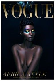 Beautiful cover - Vogue Africa
