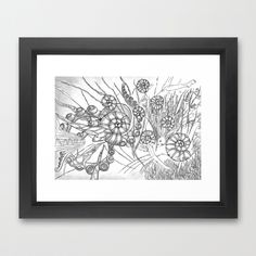 Framed Art Print $31.00