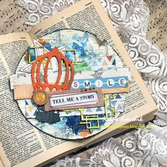 the Colour Press: Mixed Media Cards - chipboard & Cocoa Vanilla Mixed Media Cards, Chipboard, Cocoa, Vanilla, Paper Crafts, Projects, Blog, Log Projects, Blue Prints