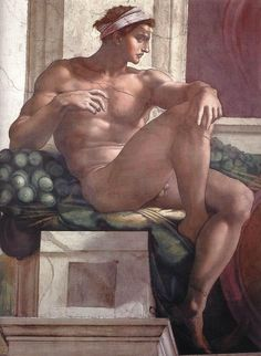 ❤ - MICHELANGELO BUONARROTI - (1475 - 1564) - Sistine Chapel - Separation of…