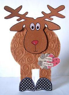 reindeer -  cute!