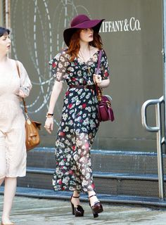 Florence Welch in NYC | Tom & Lorenzo