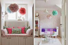 Una casa de estilo nórdico llena de color, ¡nos encanta el resultado!